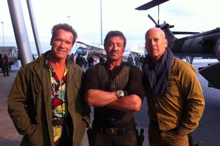 Bruce Willis nie wystąpi w EX3 !
