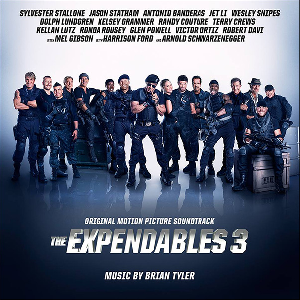 Expendables 3 SILCD1462a
