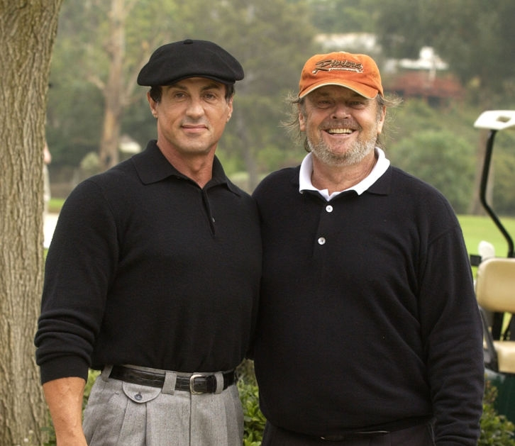 Jack Nicholson-and-Sylvester-Stallone-Together