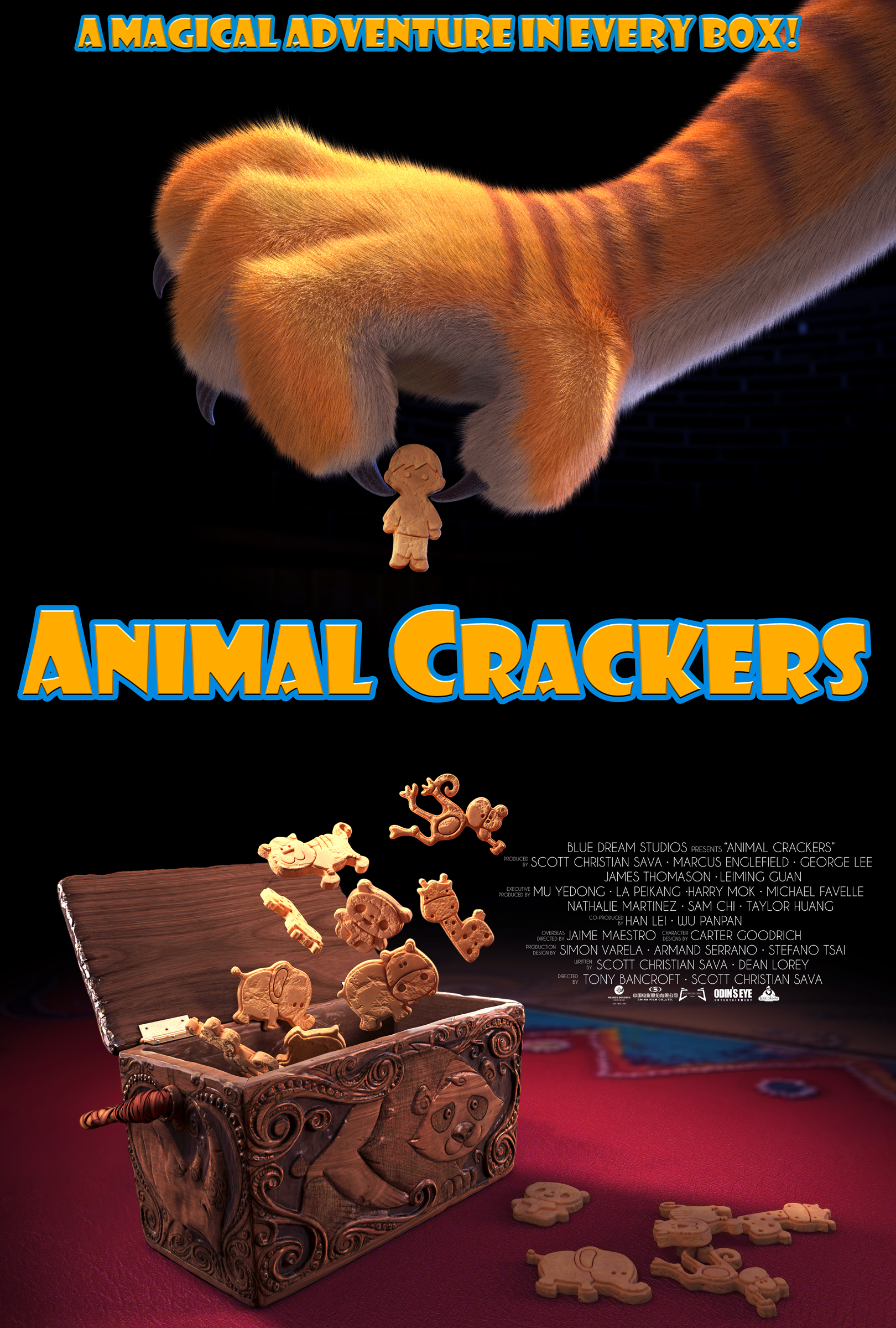 AnimalCrackers Poster 05