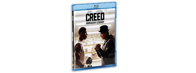 Recenzja Blu-Ray  Creed: Narodziny legendy