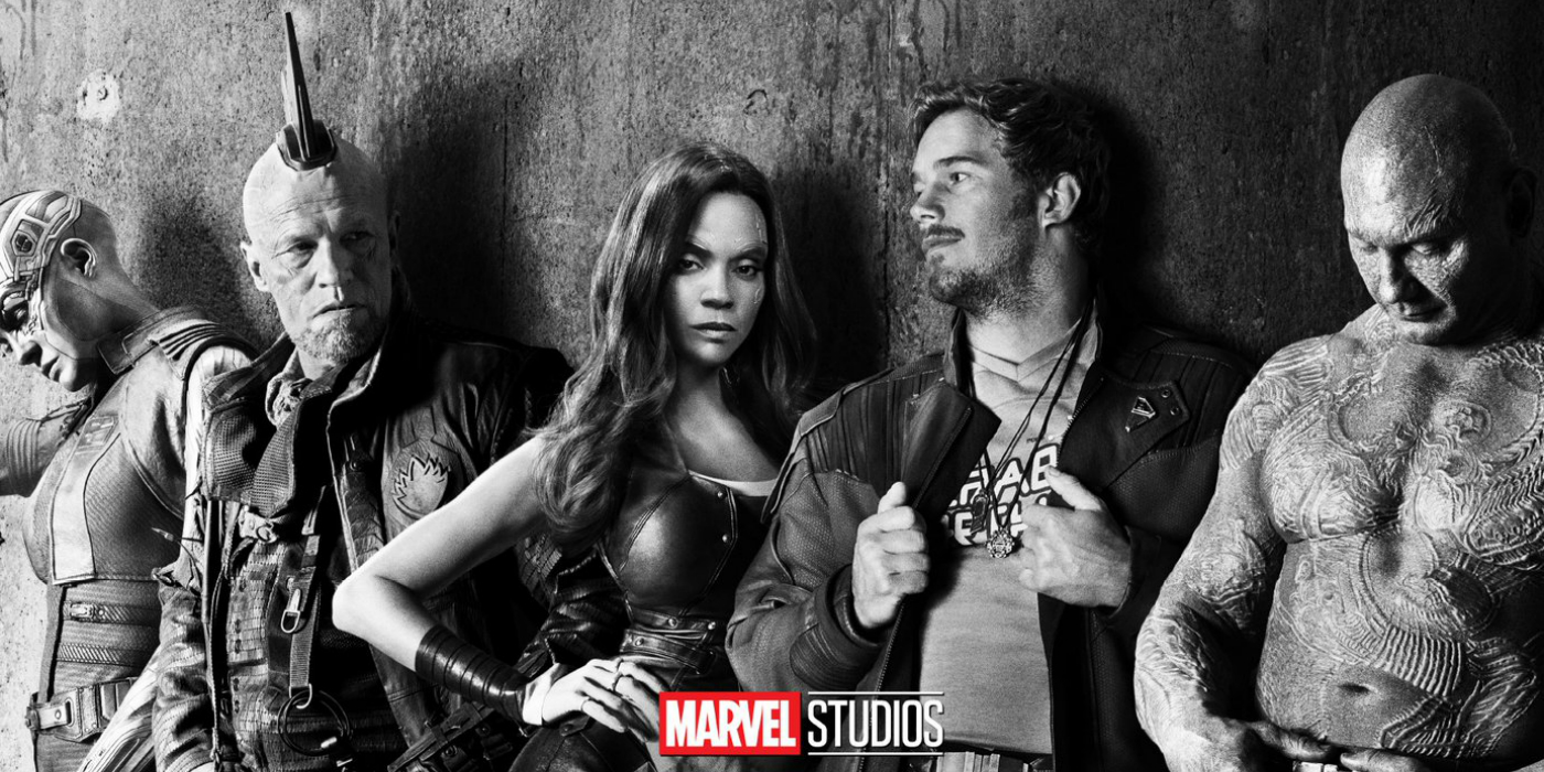 guardians galaxy 2 poster characters