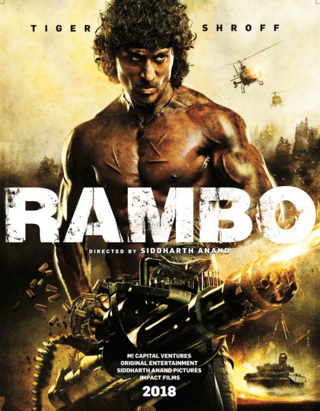 rambo indian poster1