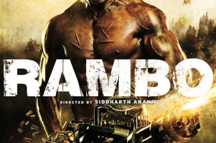 Nowy Rambo!