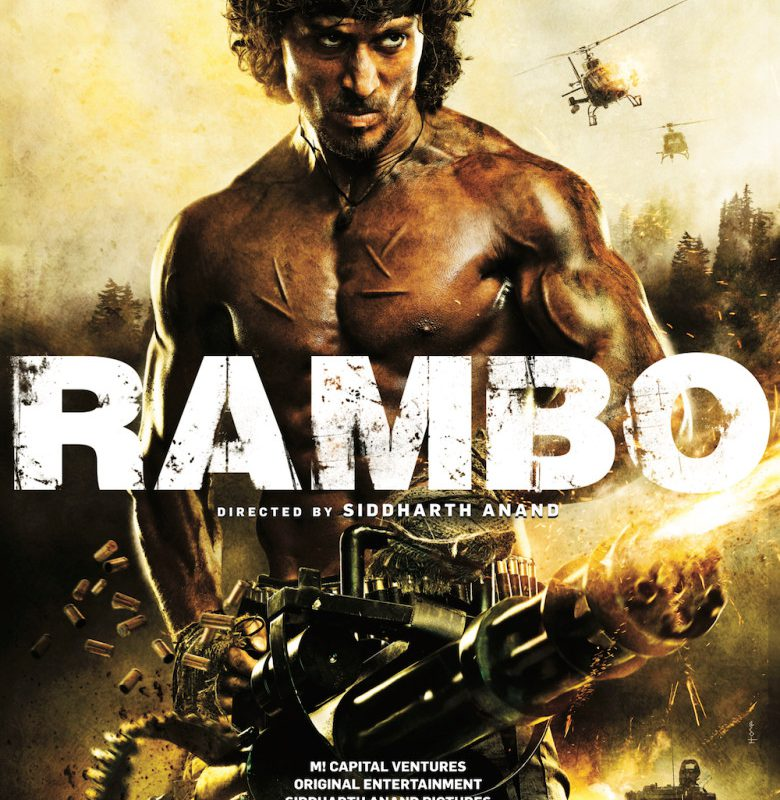 rambo indian poster1