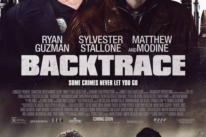 Backtrace – plakat i zwiastun