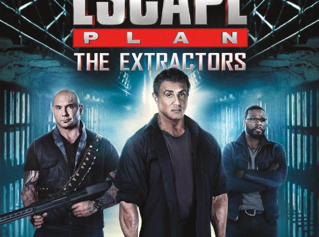 Escape Plan: The Extractors – drugi zwiastun i wydanie na płytach
