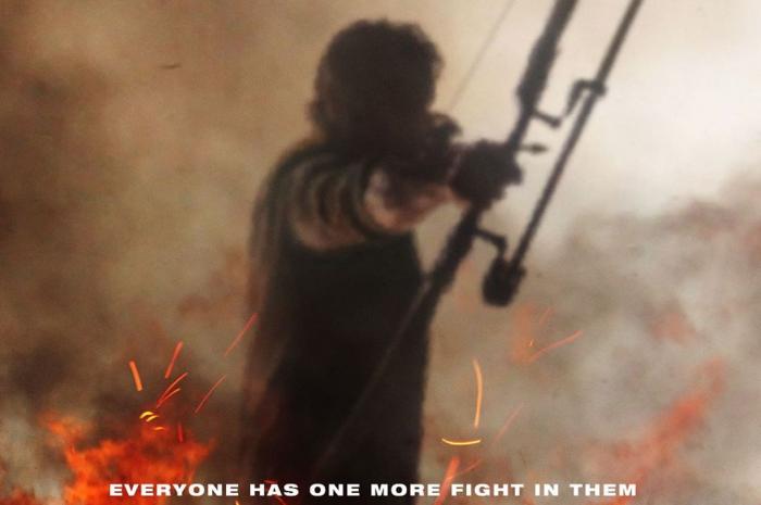 Zwiastun i plakat do Rambo: Last Blood