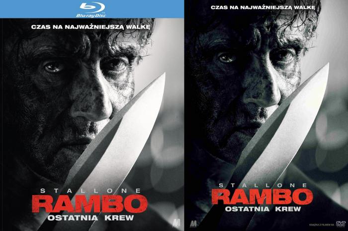 Piąty Rambo już na płytach