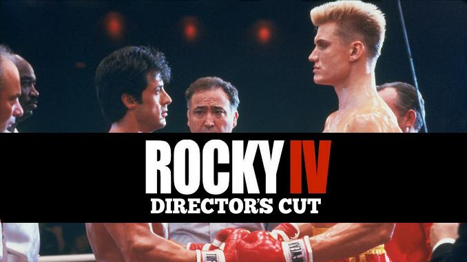 Rocky IV. Wersja reżyserska w produkcji.
