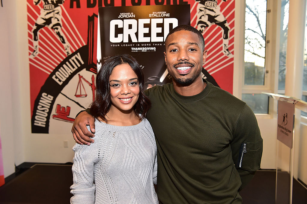 'Creed' Stars Celebrate Big Brothers Big Sisters Of Metro Atlanta