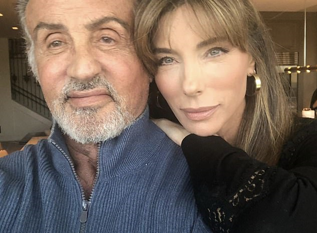 Sylvester Stallone świętuje 24 rocznicę ślubu