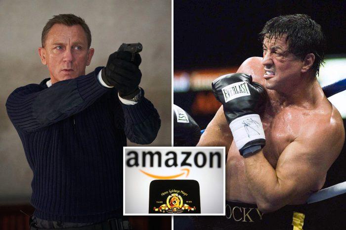 Amazon kupił MGM za prawie 9 mld dolarów