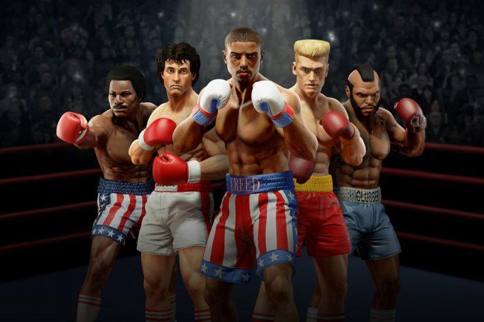 Zwiastun gry Big Rumble Boxing: Creed Champions