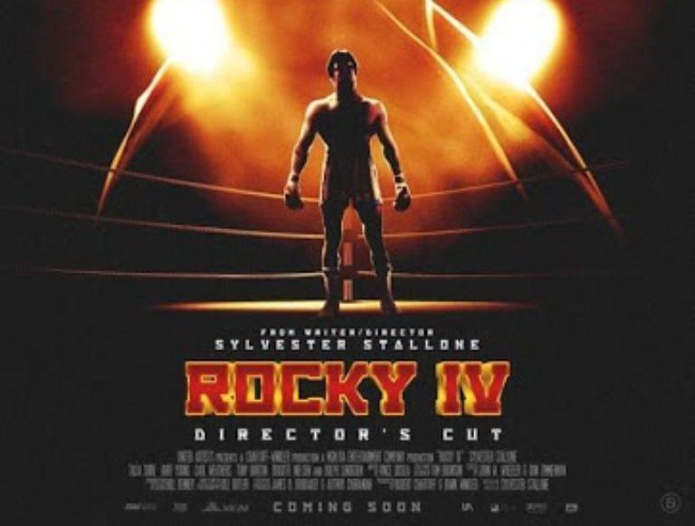 Rocky IV Director's Cut-poster-plakat